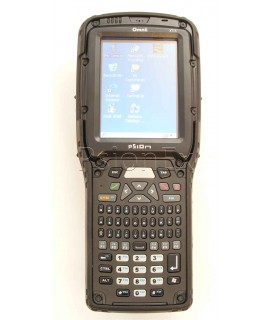 Zebra Omnii XT15, Win CE 6.0, alpha numeric Qwerty, 1D scanner