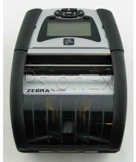 Zebra printer QLn320 direct thermal with WiFi, Ethernet, Grouping E