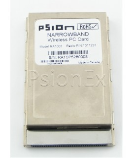 7530/8525/8530 narrow band radio, type III PC card, 403-422 MHz, 12.5KHz - 1W