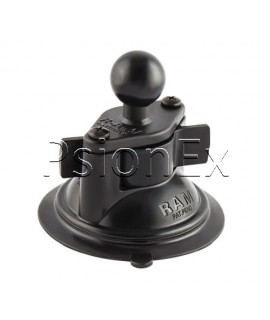 "RAM Heavy Duty Suction Cup Base with 1"" Ball"