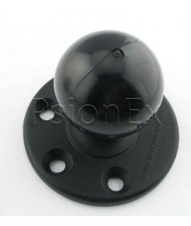 RAM Mount Round Base (3.68 inch) with D Size Ball