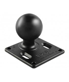 RAM Mount Ball Mount with Square Plate
