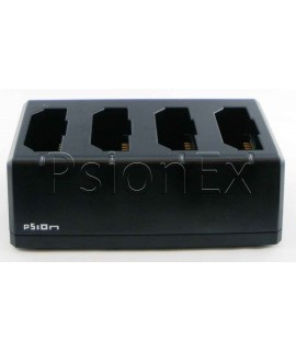 EP10 4-slot quad battery charger