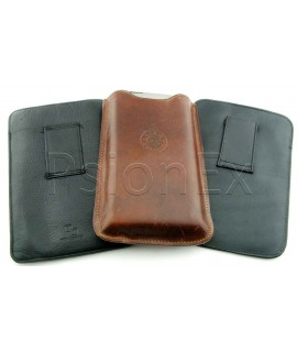 Psion Series S3/S5 leather pouch, brown