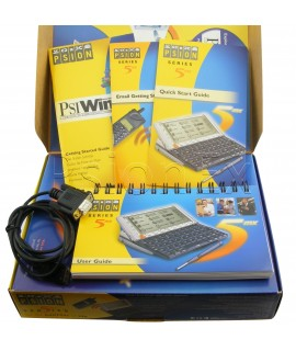 Psion Series S5mx original box, with manual and PC link cable only