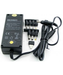 WAP/7535 Voltcraft power supply for WA3004-G1 battery quad charger