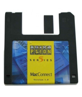 Software Series 5: MacConnect version 1.0 on 3,5'' disk