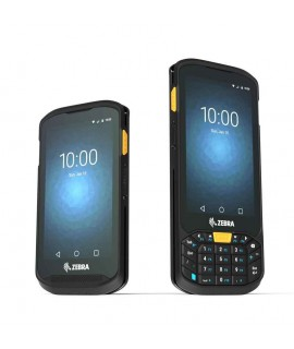 Zebra TC20, Android 7.X, 2GB/16GB, Keypad, LAN, GMS, SE4710 1D/2D imager, Camera, Blank back door