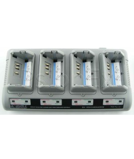 Zebra Quad Battery Charger with Power Supply