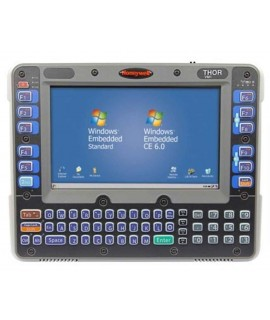 Honeywell Thor VM1, CE6.0, Indoor, ANSI Qwerty, remote WLAN antenna, ETSI, English OS, CETerm TE and Browser