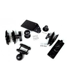 Honeywell Thor VM2 RAM mount kit for keyboard & computer, round base, medium arm