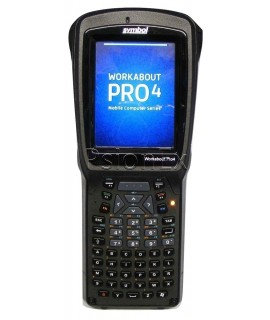 Zebra Workabout Pro 4, alphanumeric, WEHH 6.5, UMTS/HSPA+ Americas (WAN + GPS + Wi-Fi Diversity), Camera