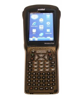 Workabout Pro 4, alphanumeric, WEHH 6.5, 1D Imager end cap, double loop handstrap