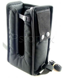 Workabout Pro 4 carry case long & short using a pistol grip