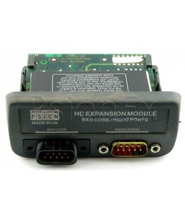 Workabout/HC exp. module w/ Barcode & RS232 serial