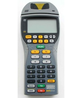 Workabout MX 2MB, scanner, RS232, numeric