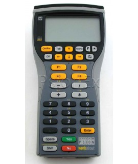 Workabout MX 2MB, BTM IrDA, TOP TTL, RS232, numeric