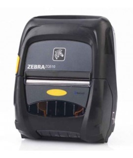 Zebra ZQ510 DT Printer, USB & 802.11a/b/g/n, BT3.0 Dual Radio (Active NFC)