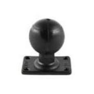 RAM rectangular 2'' x 3'' Base with D size 2.25'' Ball