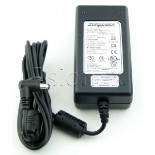Psion Netbook / Netbook PRO power supply universal, in: 110-240V, out: 15.0V 1.25A