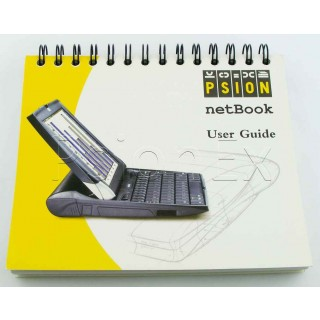 Psion Netbook User Guide Book