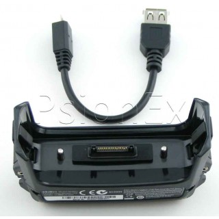 EP10 snap-on charger / USB/DC (incl PX3053 USB Host cable)