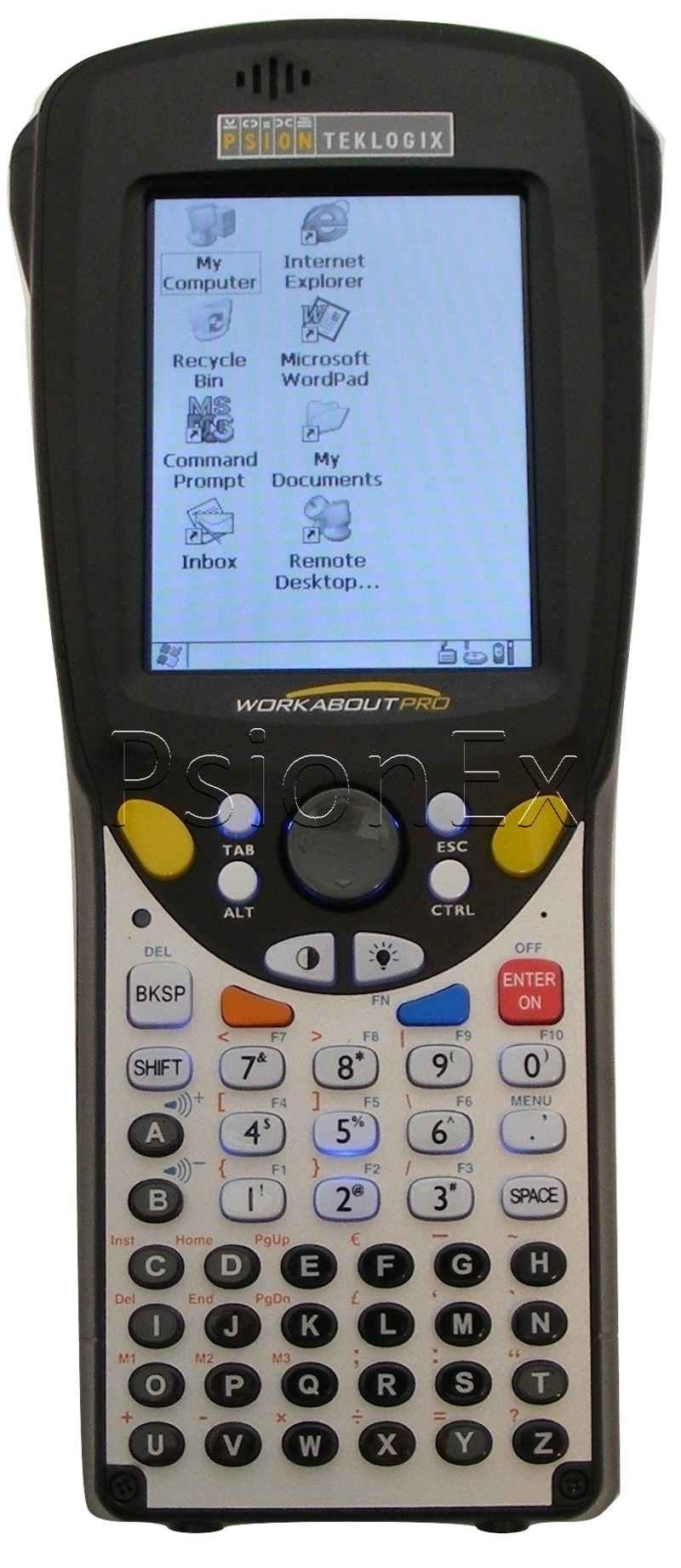 Workabout Pro G1 mono, long,  CE 4.2, 32 MB flash, 64 MB RAM