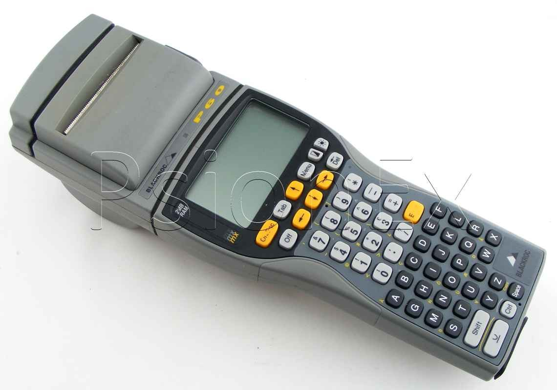 Workabout MX 2MB, with Blackroc TP2000 printer, RS232, alphanumeric
